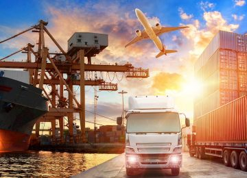 Using foreign delivery services