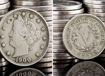 Buffalo Nickel With No Date